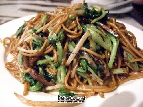 """Photo of Gong De Lin - Godly - Nanjing Rd  by <a href=""""/members/profile/sbszine"""">sbszine</a> <br/>Delicious Shanghai noodles! These are not listed on the menu, but you get them if you ask for noodles instead of rice <br/> March 18, 2012  - <a href='/contact/abuse/image/13/29608'>Report</a>"""