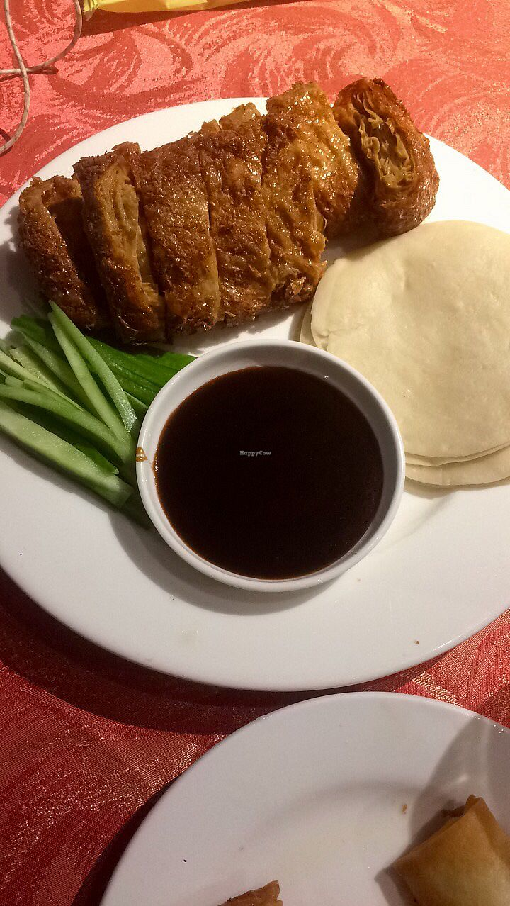 """Photo of Gong De Lin - Godly - Nanjing Rd  by <a href=""""/members/profile/thevegscram"""">thevegscram</a> <br/>Peking Duck <br/> December 28, 2017  - <a href='/contact/abuse/image/13/340014'>Report</a>"""