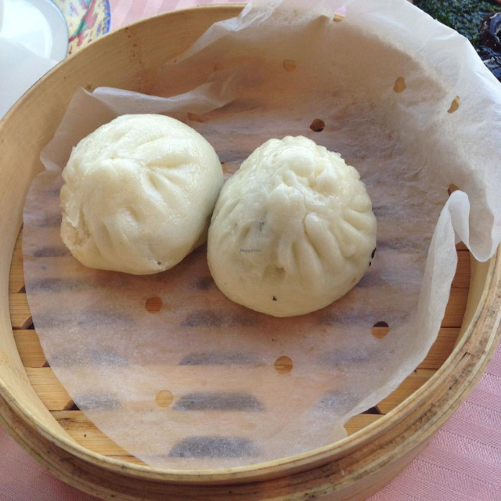 """Photo of Gong De Lin - Godly - Nanjing Rd  by <a href=""""/members/profile/AndyT"""">AndyT</a> <br/>Vegan Dumplings - very nice <br/> March 10, 2015  - <a href='/contact/abuse/image/13/95350'>Report</a>"""