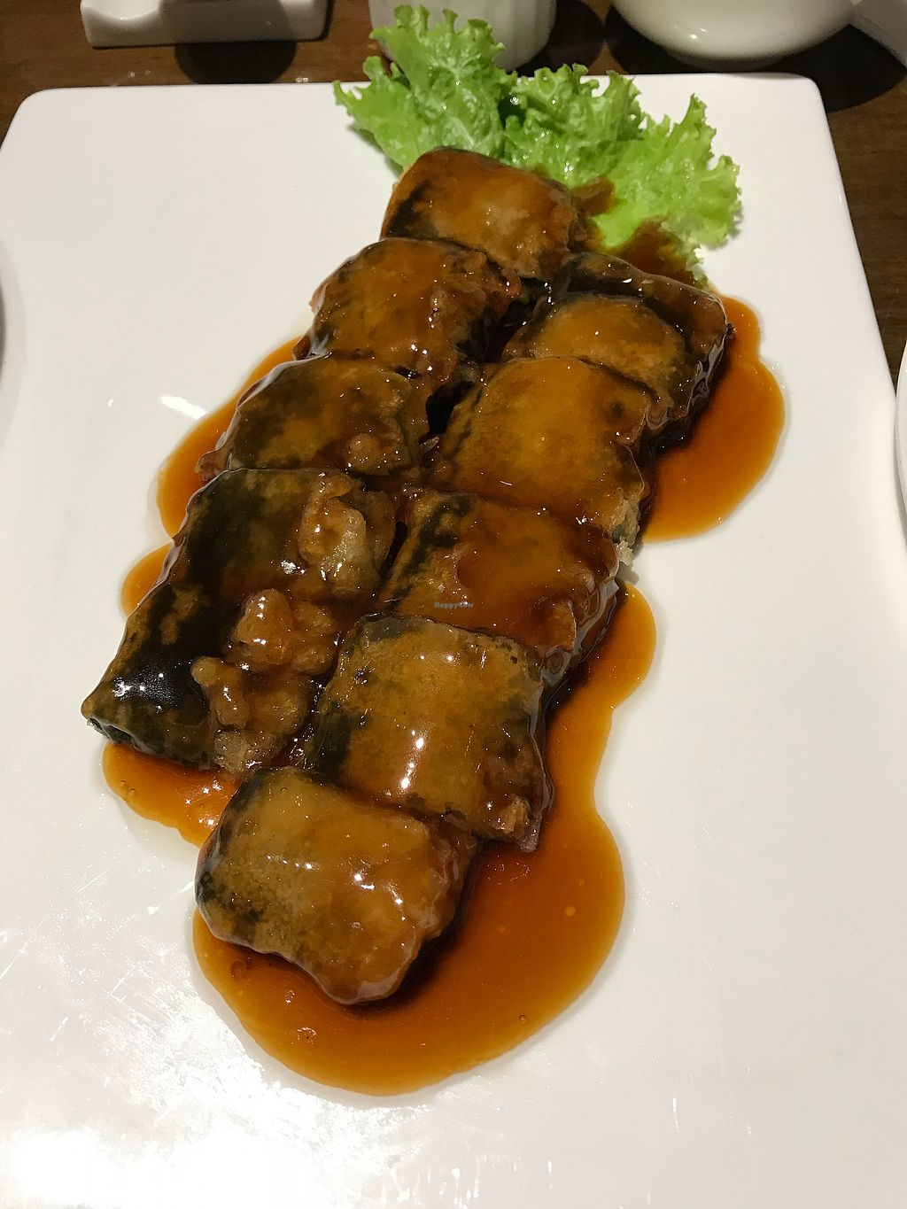 """Photo of Vegetarian Life Style - Zao Zi Shu - HuaiHai  by <a href=""""/members/profile/etylina"""">etylina</a> <br/>Slightly weird taste even though we generally like seaweed <br/> October 25, 2017  - <a href='/contact/abuse/image/14/318782'>Report</a>"""