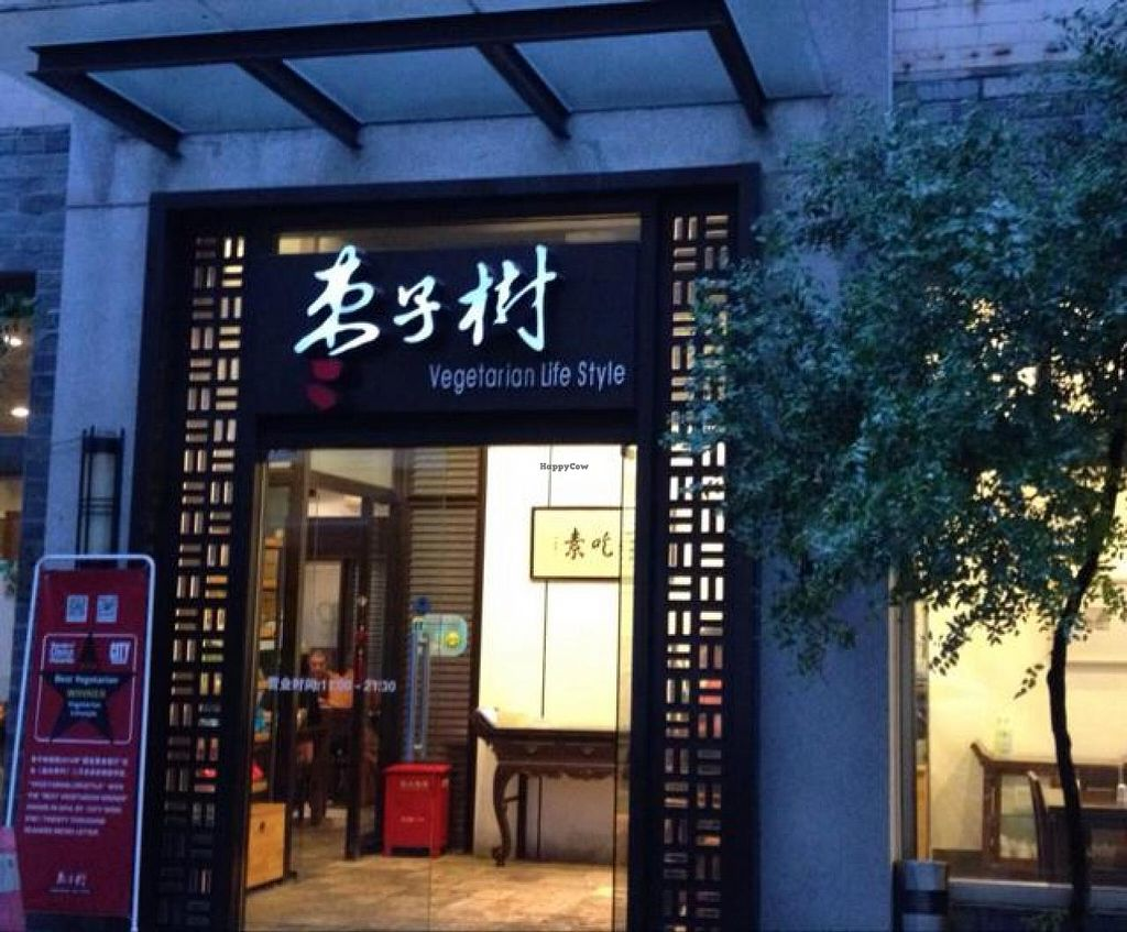 """Photo of Vegetarian Life Style - Zao Zi Shu - HuaiHai  by <a href=""""/members/profile/Fingercuts"""">Fingercuts</a> <br/>This is the entrance.  <br/> July 4, 2014  - <a href='/contact/abuse/image/14/73170'>Report</a>"""