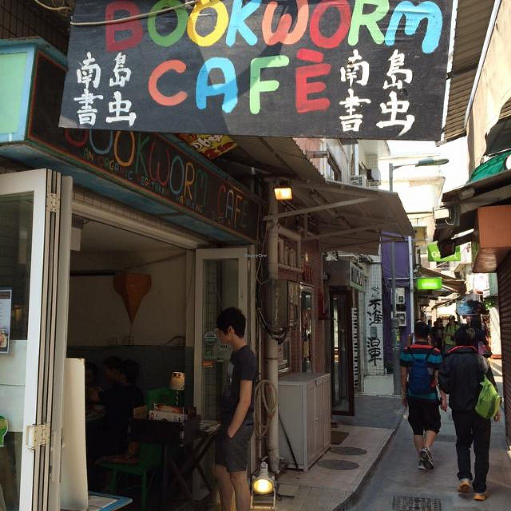 """Photo of Bookworm Cafe  by <a href=""""/members/profile/Gavin%20Jones"""">Gavin Jones</a> <br/>Bookworm Cafe <br/> April 5, 2014  - <a href='/contact/abuse/image/16/67127'>Report</a>"""