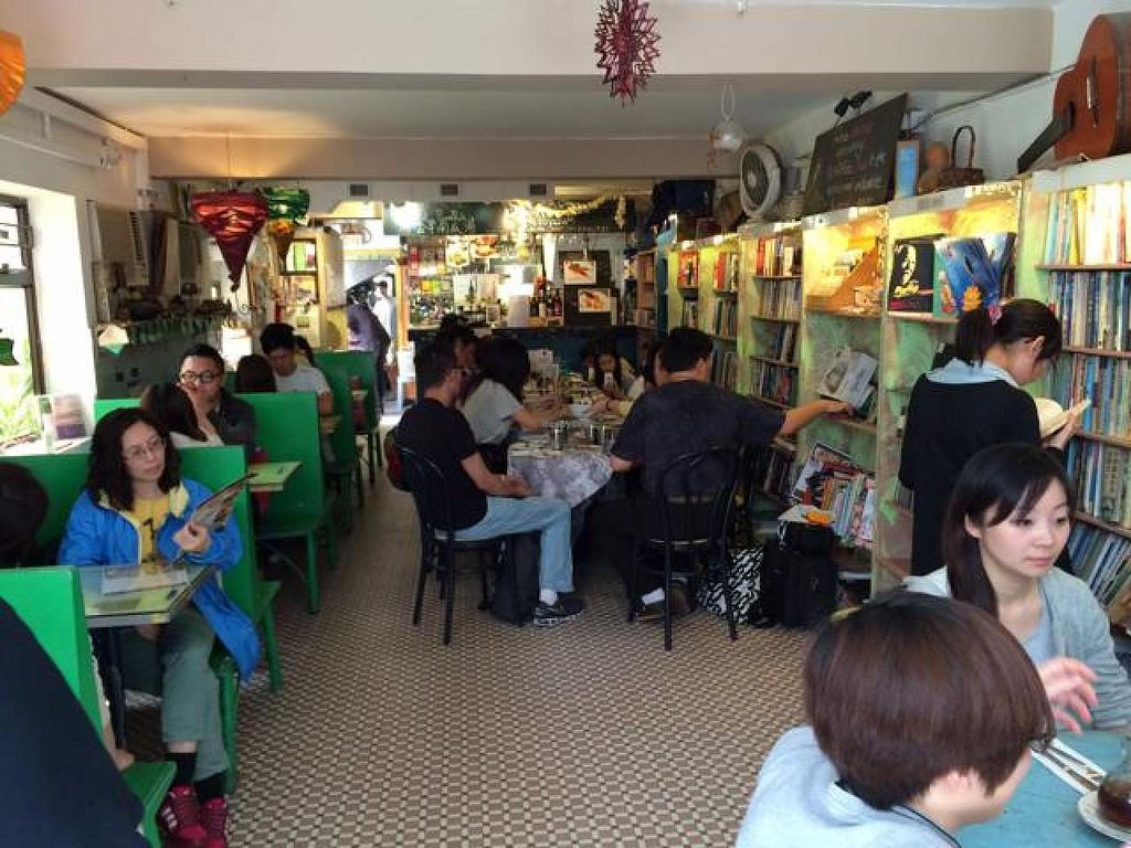 """Photo of Bookworm Cafe  by <a href=""""/members/profile/Gavin%20Jones"""">Gavin Jones</a> <br/>Bookworm cafe <br/> April 5, 2014  - <a href='/contact/abuse/image/16/67128'>Report</a>"""