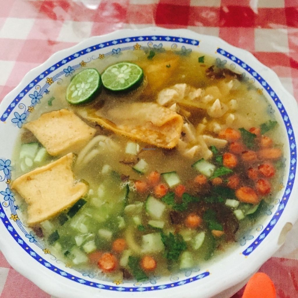 "Photo of Happy Buddha  by <a href=""/members/profile/rodgo"">rodgo</a> <br/>Noodles soup , similar to instant noodles  <br/> July 13, 2016  - <a href='/contact/abuse/image/56/159537'>Report</a>"
