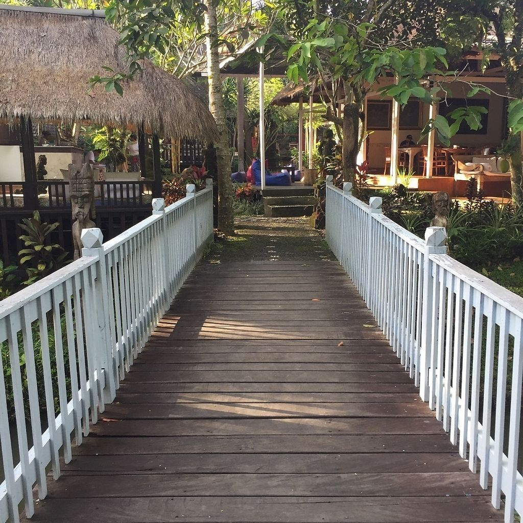 """Photo of Ubud Sari Health Resort  by <a href=""""/members/profile/Eefie"""">Eefie</a> <br/>Restaurant <br/> May 31, 2017  - <a href='/contact/abuse/image/59/264394'>Report</a>"""