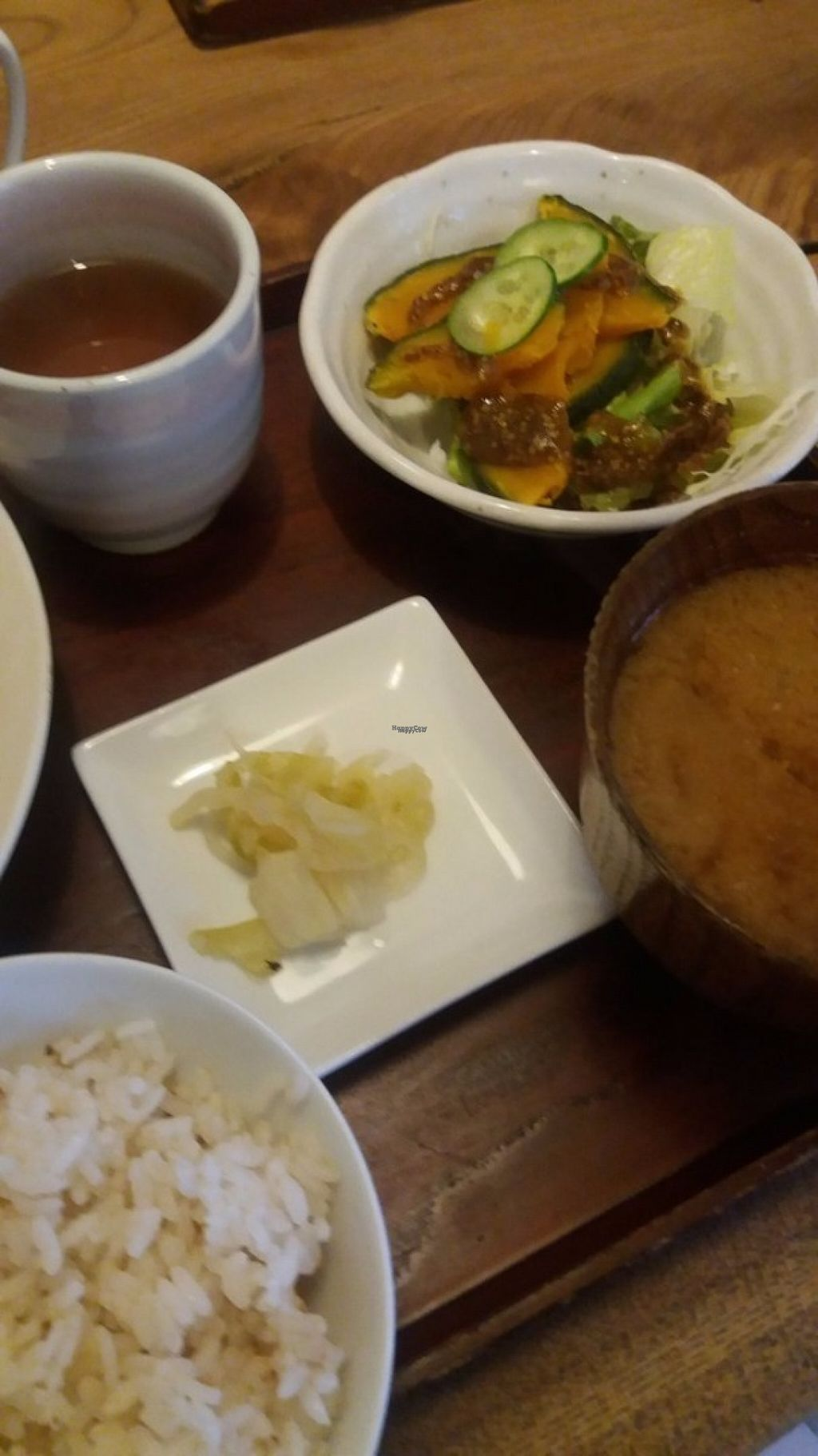 "Photo of Biotei  by <a href=""/members/profile/saffron_summer"">saffron_summer</a> <br/>Salad & miso soup <br/> August 17, 2016  - <a href='/contact/abuse/image/81/169475'>Report</a>"