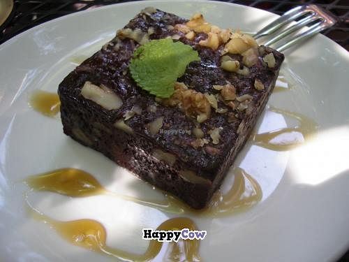 "Photo of Alishan Cafe  by <a href=""/members/profile/Ricardo"">Ricardo</a> <br/>Natural Brownie 450yen <br/> November 30, 2013  - <a href='/contact/abuse/image/86/59386'>Report</a>"