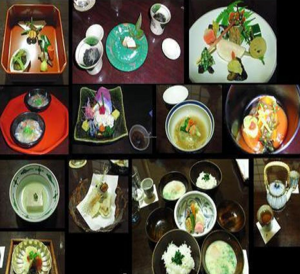 """Photo of Bon - Taito-ku  by <a href=""""/members/profile/Miggi"""">Miggi</a> <br/>Photo's of dishes served to us <br/> January 18, 2009  - <a href='/contact/abuse/image/91/194579'>Report</a>"""