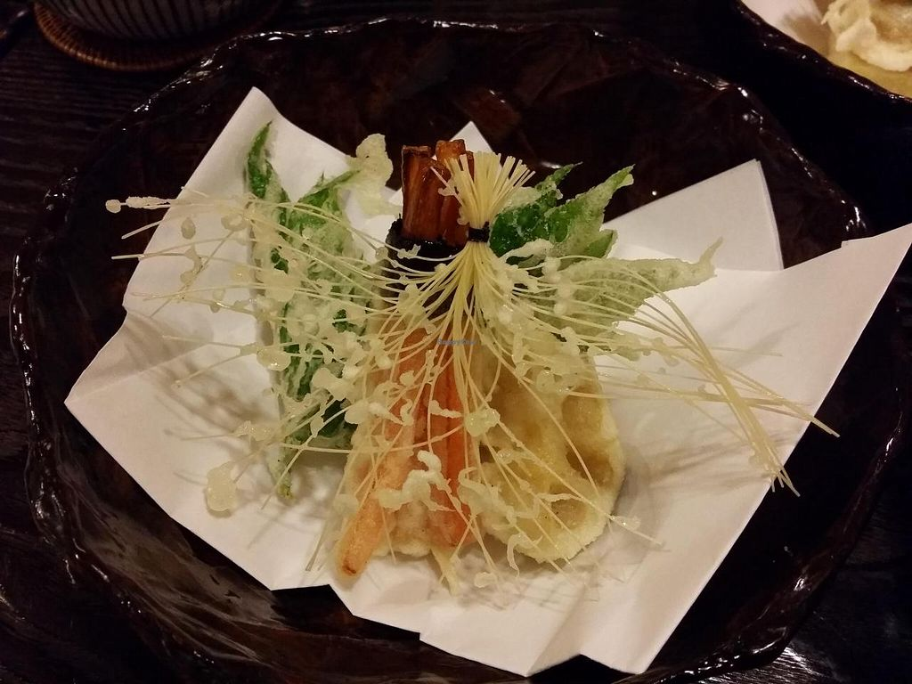"""Photo of Bon - Taito-ku  by <a href=""""/members/profile/poopixie"""">poopixie</a> <br/>tempura <br/> May 4, 2014  - <a href='/contact/abuse/image/91/69308'>Report</a>"""