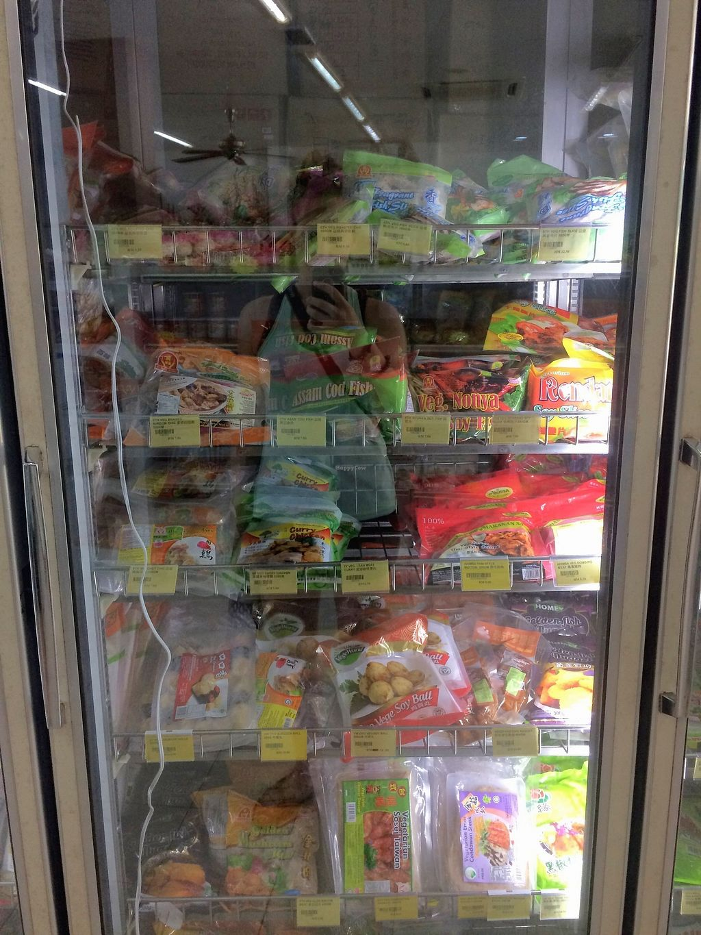 """Photo of G-Teik Vegetarian Supply  by <a href=""""/members/profile/LaurenceMontreuil"""">LaurenceMontreuil</a> <br/>frozen food <br/> March 10, 2018  - <a href='/contact/abuse/image/124/368730'>Report</a>"""