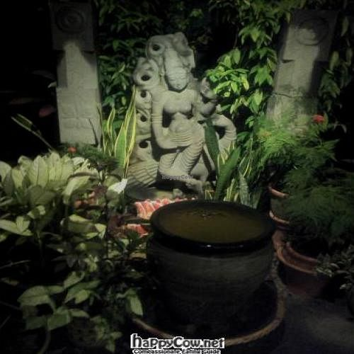 """Photo of Annalakshmi Temple of Fine Arts  by <a href=""""/members/profile/Grapevine"""">Grapevine</a> <br/>INDIAN GOD STATUE    <br/> November 27, 2011  - <a href='/contact/abuse/image/129/12433'>Report</a>"""
