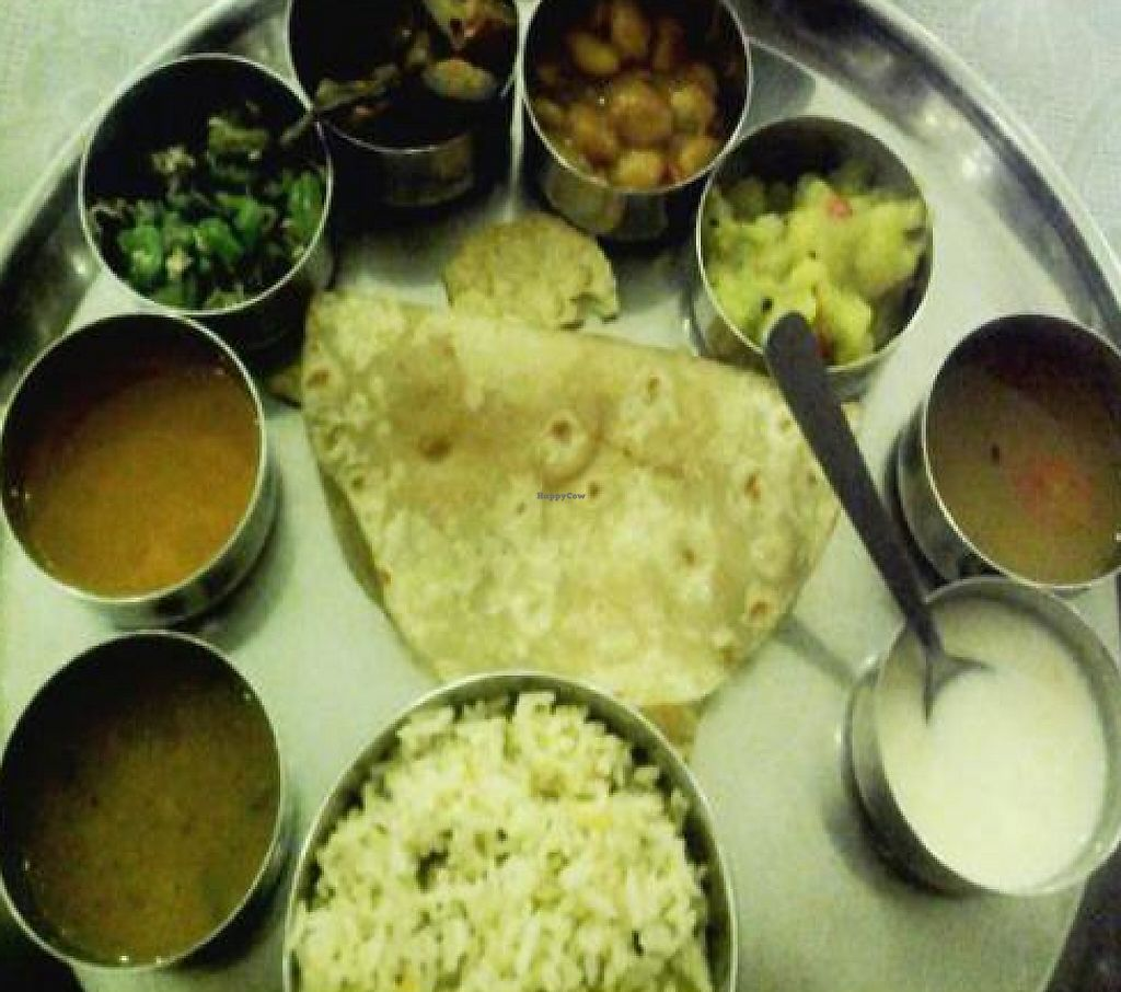 """Photo of Annalakshmi Temple of Fine Arts  by <a href=""""/members/profile/Grapevine"""">Grapevine</a> <br/>SET MEAL-FANTASTIC BUT EVERYTHING JUST IN SMALL PORTION <br/> November 27, 2011  - <a href='/contact/abuse/image/129/194738'>Report</a>"""
