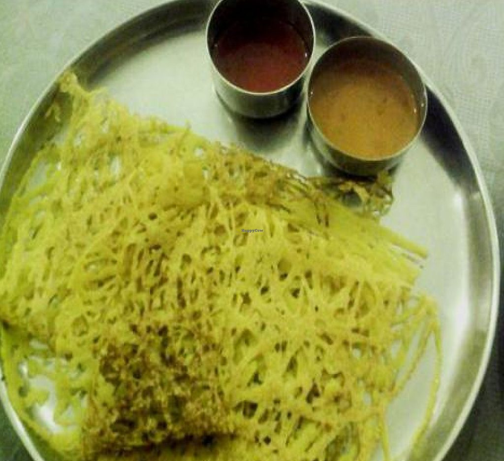 """Photo of Annalakshmi Temple of Fine Arts  by <a href=""""/members/profile/Grapevine"""">Grapevine</a> <br/>TASTY ROTI JALA <br/> November 27, 2011  - <a href='/contact/abuse/image/129/194740'>Report</a>"""