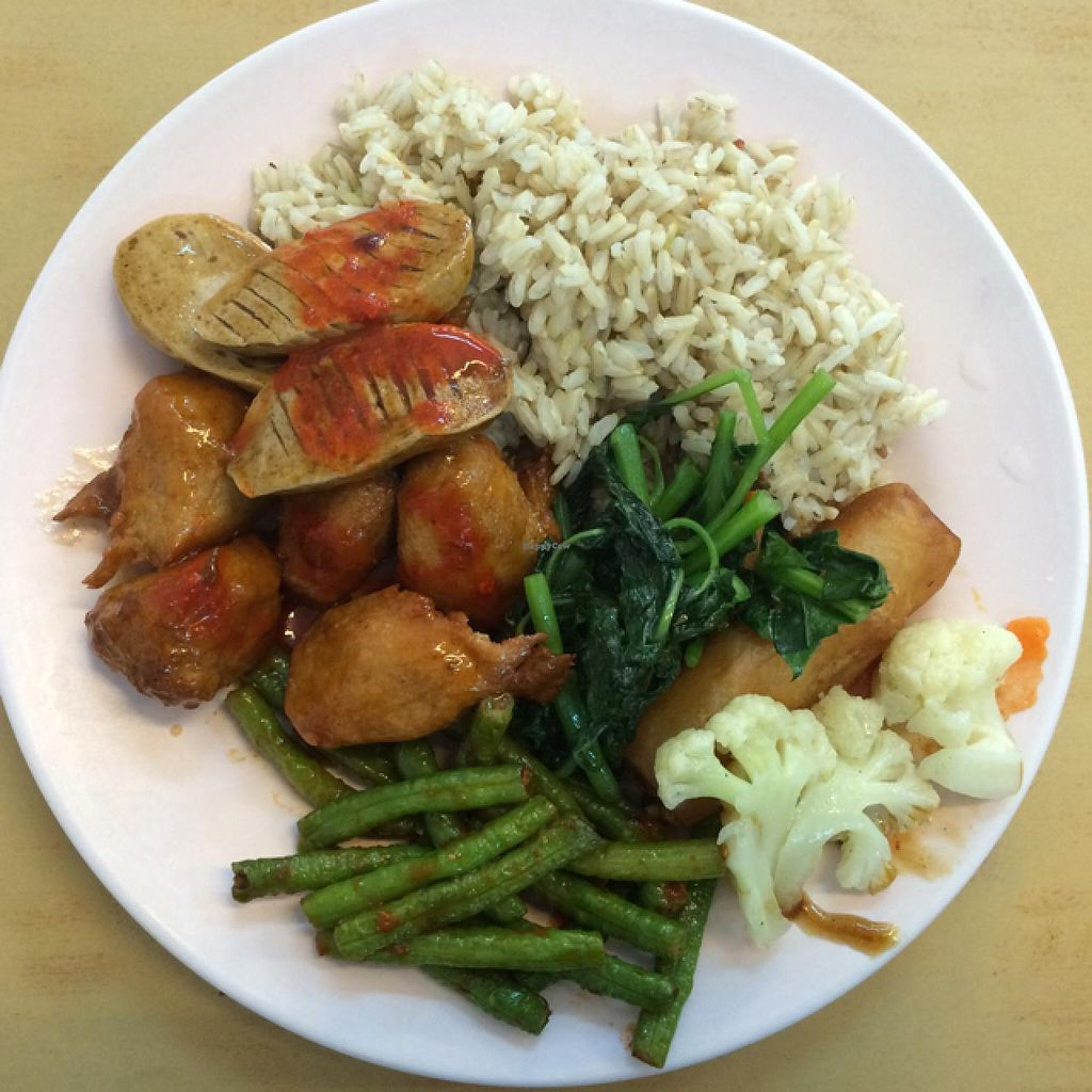 "Photo of Ee Beng Vegetarian Food Center  by <a href=""/members/profile/Romain"">Romain</a> <br/>  <br/> July 27, 2015  - <a href='/contact/abuse/image/131/111141'>Report</a>"