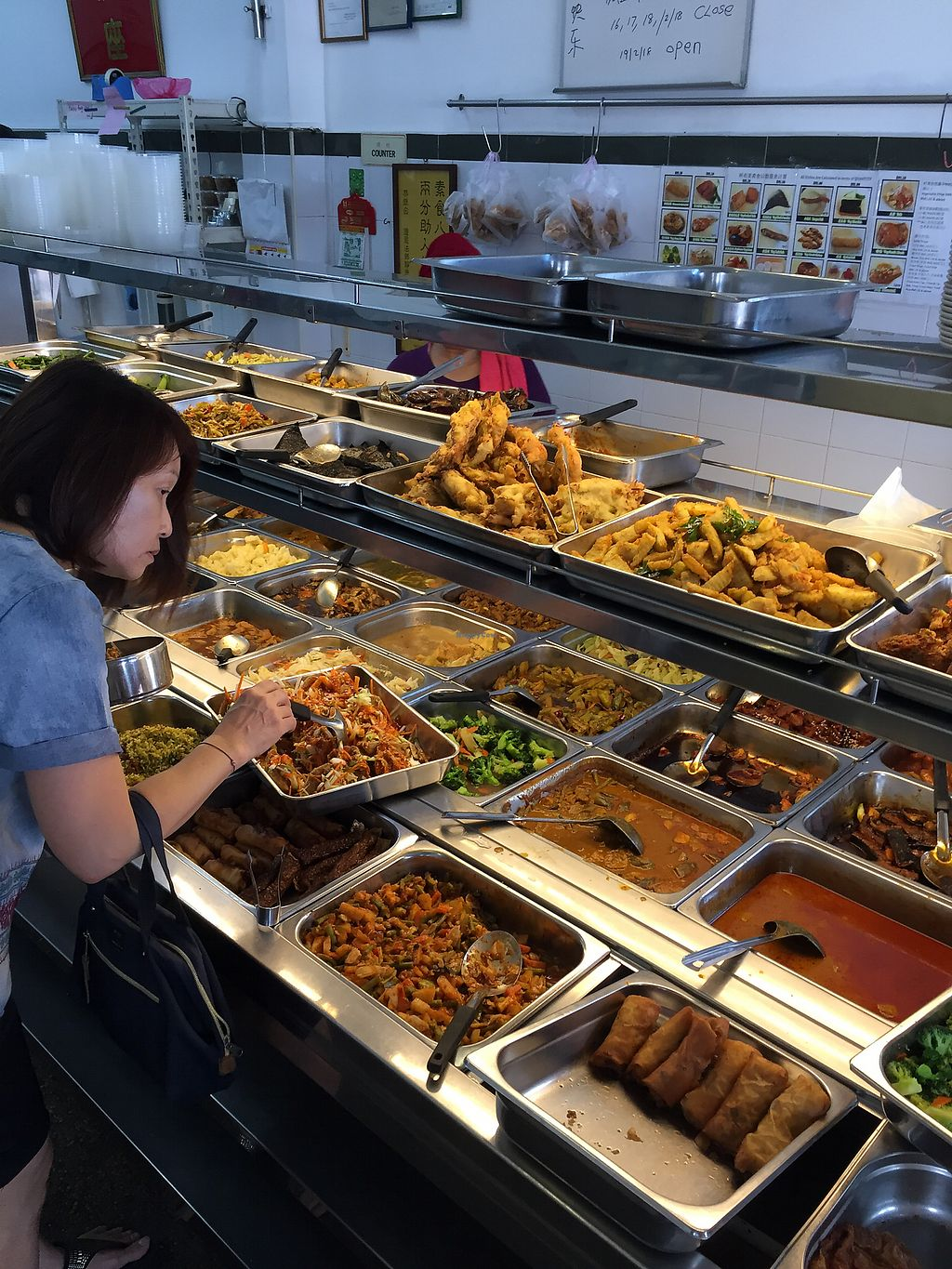 "Photo of Ee Beng Vegetarian Food Center  by <a href=""/members/profile/ClaudiaMarie"">ClaudiaMarie</a> <br/>Dig in!! <br/> February 22, 2018  - <a href='/contact/abuse/image/131/362276'>Report</a>"
