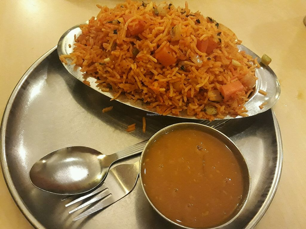 """Photo of Woodlands  by <a href=""""/members/profile/LilacHippy"""">LilacHippy</a> <br/>Vegetable Biryani <br/> October 28, 2017  - <a href='/contact/abuse/image/141/319579'>Report</a>"""