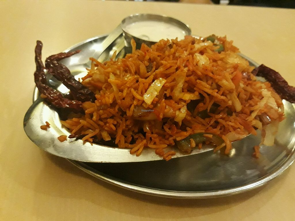 """Photo of Woodlands  by <a href=""""/members/profile/LilacHippy"""">LilacHippy</a> <br/>Hot fried rice dish - with chilli  <br/> October 28, 2017  - <a href='/contact/abuse/image/141/319580'>Report</a>"""