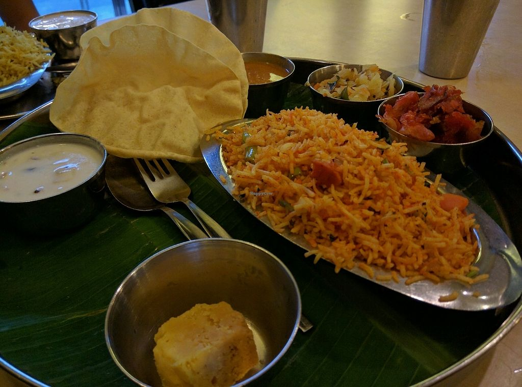 """Photo of Woodlands  by <a href=""""/members/profile/Summer_Tan"""">Summer_Tan</a> <br/>Briyani Set - RM10.00 Good portion of flavourful briyani rice and side dishes <br/> January 29, 2018  - <a href='/contact/abuse/image/141/352512'>Report</a>"""