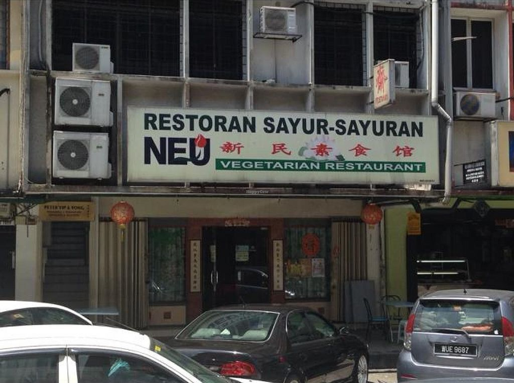 "Photo of NEU Vegetarian Restaurant  by <a href=""/members/profile/AndyT"">AndyT</a> <br/>Outside view <br/> March 23, 2014  - <a href='/contact/abuse/image/154/66425'>Report</a>"