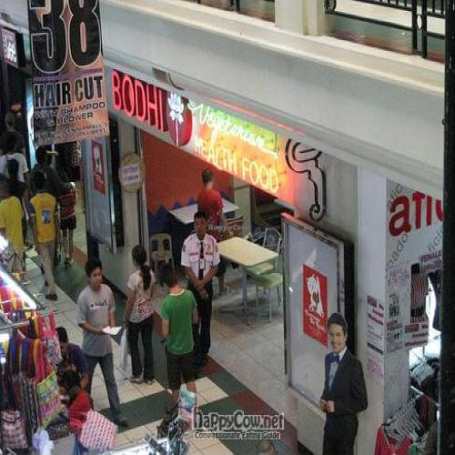 """Photo of CLOSED: Bodhi - Tutuban  by <a href=""""/members/profile/cvxmelody"""">cvxmelody</a> <br/>Photo of Bodhi in Tutuban Centermall (this one isn't a stall, but rather a fairly large, self-contained restaurant) <br/> March 7, 2011  - <a href='/contact/abuse/image/158/7729'>Report</a>"""
