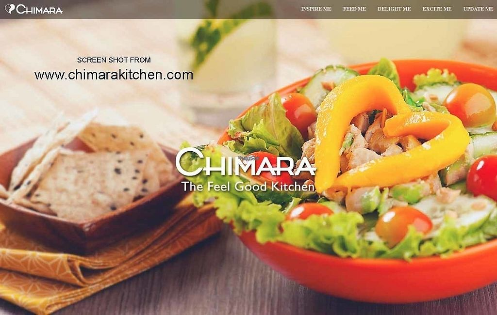 """Photo of Chimara Feel Good Kitchen  by <a href=""""/members/profile/tanchancotrimedia"""">tanchancotrimedia</a> <br/>Sweet Chili Beef Salad from the Official Website of Chimara Feel Good Kitchen made of Faux Beef :-) <br/> December 5, 2016  - <a href='/contact/abuse/image/159/197600'>Report</a>"""