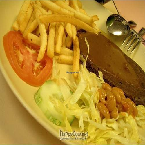 "Photo of Ci Hang Vegetarian Fast Food  by <a href=""/members/profile/Peace%20..."">Peace ...</a> <br/>Vegetarian Steak - Good alternative for those do not consume BEEF <br/> March 10, 2010  - <a href='/contact/abuse/image/181/3972'>Report</a>"