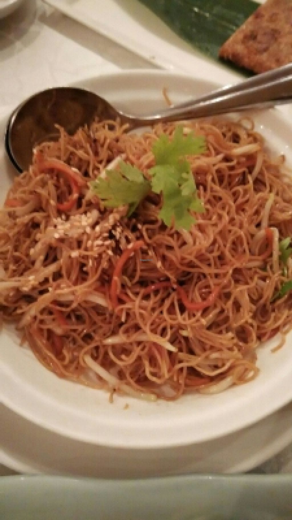 """Photo of Ling Zhi Vegetarian  by <a href=""""/members/profile/JimmySeah"""">JimmySeah</a> <br/>Hong Kong fried noodle <br/> December 26, 2015  - <a href='/contact/abuse/image/210/129826'>Report</a>"""