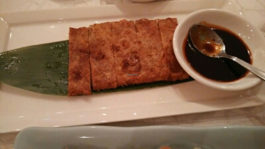 """Photo of Ling Zhi Vegetarian  by <a href=""""/members/profile/JimmySeah"""">JimmySeah</a> <br/>crispy mock duck <br/> December 26, 2015  - <a href='/contact/abuse/image/210/129827'>Report</a>"""