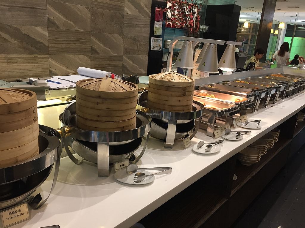"Photo of Ling Zhi Vegetarian Restaurant - Novena Square  by <a href=""/members/profile/VillVanilje"">VillVanilje</a> <br/>tea buffet <br/> August 5, 2017  - <a href='/contact/abuse/image/211/289213'>Report</a>"