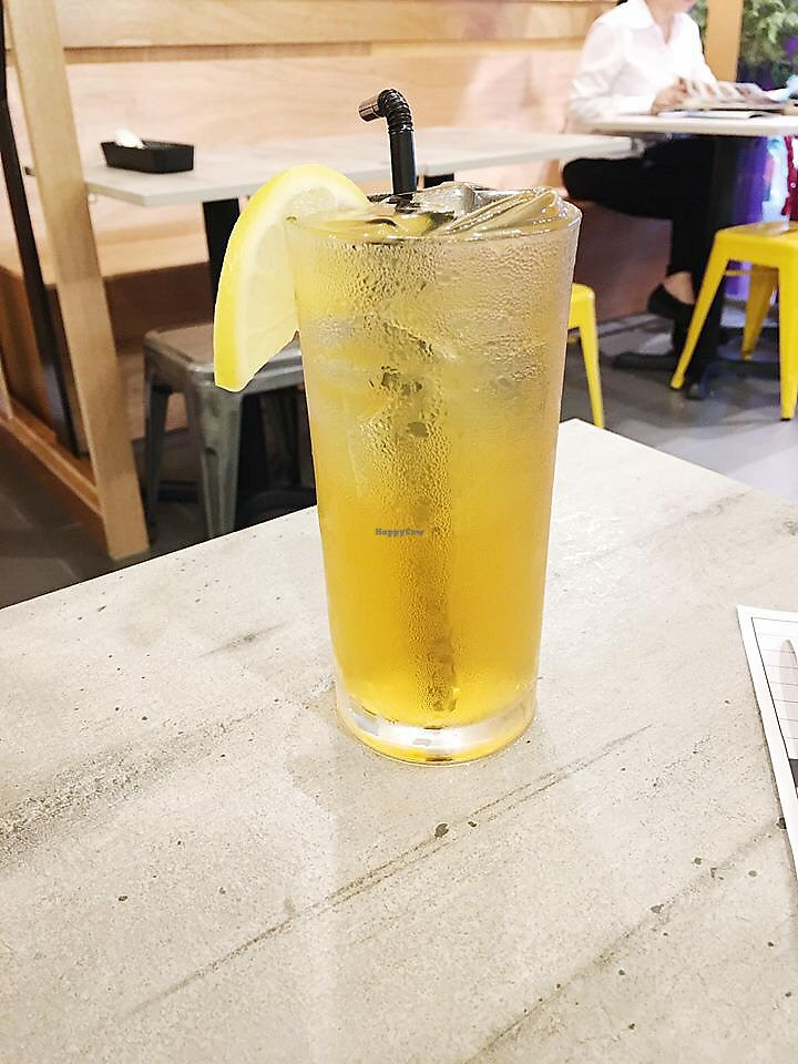 "Photo of Nature Cafe  by <a href=""/members/profile/CherylQuincy"">CherylQuincy</a> <br/>Lemon tea <br/> January 31, 2018  - <a href='/contact/abuse/image/218/353038'>Report</a>"