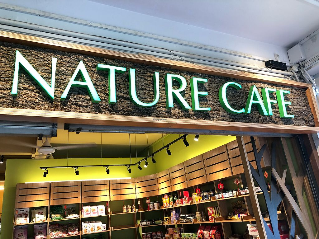 "Photo of Nature Cafe  by <a href=""/members/profile/CherylQuincy"">CherylQuincy</a> <br/>Signboard <br/> February 21, 2018  - <a href='/contact/abuse/image/218/361976'>Report</a>"