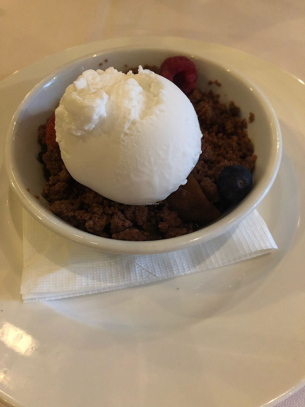 "Photo of Original Sin  by <a href=""/members/profile/AmyLeySzeThoo"">AmyLeySzeThoo</a> <br/>Apple crumble with coconut ice cream <br/> March 22, 2018  - <a href='/contact/abuse/image/221/374106'>Report</a>"