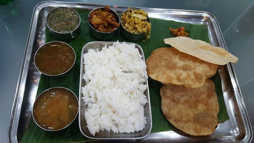 "Photo of Chennai Kitchen  by <a href=""/members/profile/KylieFagan"">KylieFagan</a> <br/>south Indian thali <br/> February 23, 2017  - <a href='/contact/abuse/image/332/229546'>Report</a>"