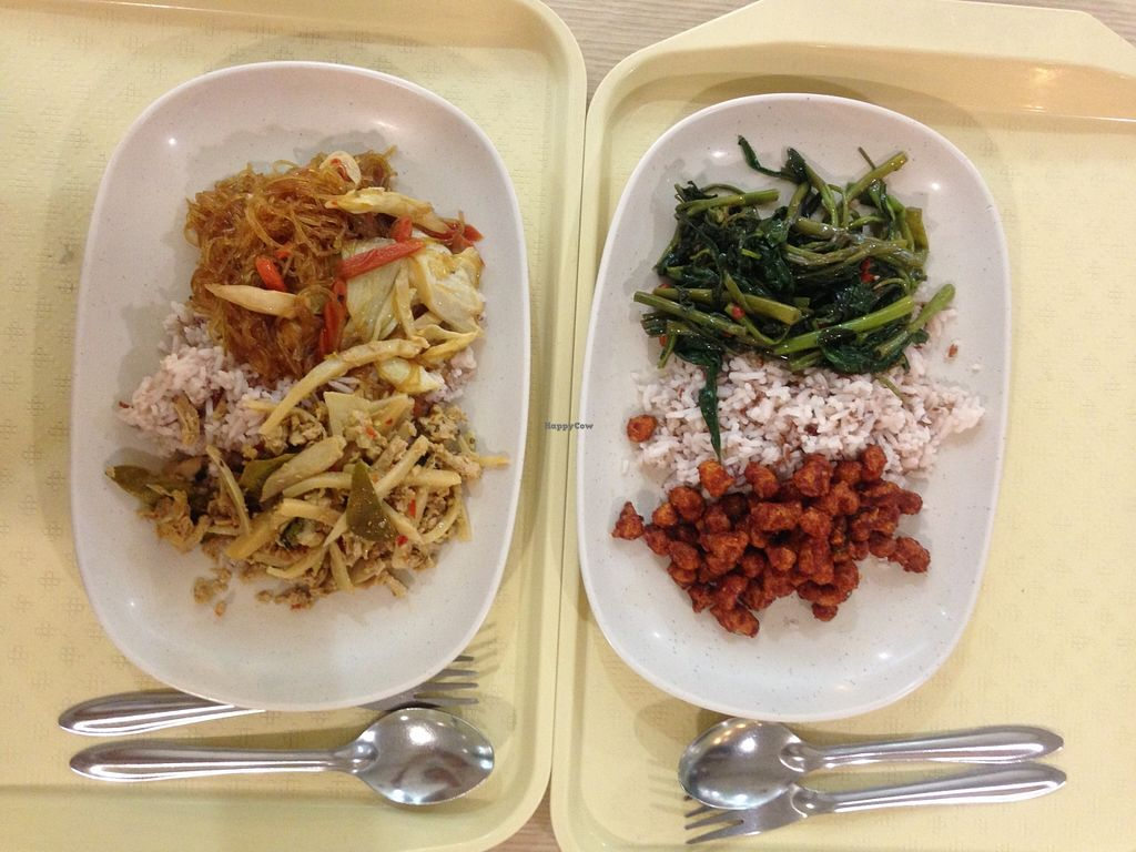 "Photo of Rabiengboon  by <a href=""/members/profile/lanise"">lanise</a> <br/>Standard 2 person meal for 100 baht <br/> April 28, 2016  - <a href='/contact/abuse/image/341/146506'>Report</a>"