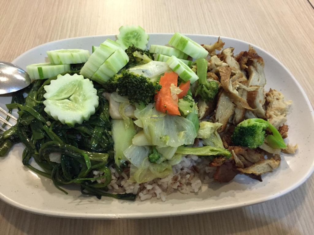 "Photo of Rabiengboon  by <a href=""/members/profile/Jrosworld"">Jrosworld</a> <br/>From the buffet, 60 baht <br/> February 11, 2015  - <a href='/contact/abuse/image/341/92860'>Report</a>"