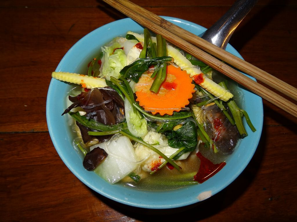 """Photo of Aum  by <a href=""""/members/profile/Darina"""">Darina</a> <br/>Glass noodle veg soup <br/> January 1, 2018  - <a href='/contact/abuse/image/360/341555'>Report</a>"""