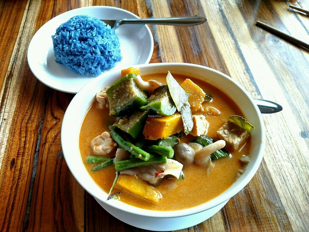 """Photo of Aum  by <a href=""""/members/profile/MisoNomad"""">MisoNomad</a> <br/>red curry sticky rice <br/> February 14, 2018  - <a href='/contact/abuse/image/360/359159'>Report</a>"""