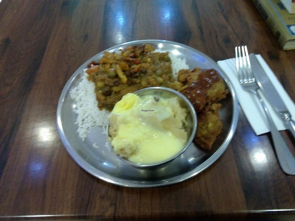 """Photo of Mukunda's Kitchen  by <a href=""""/members/profile/Ryecatcher"""">Ryecatcher</a> <br/>Menu 1 <br/> January 15, 2015  - <a href='/contact/abuse/image/397/90446'>Report</a>"""