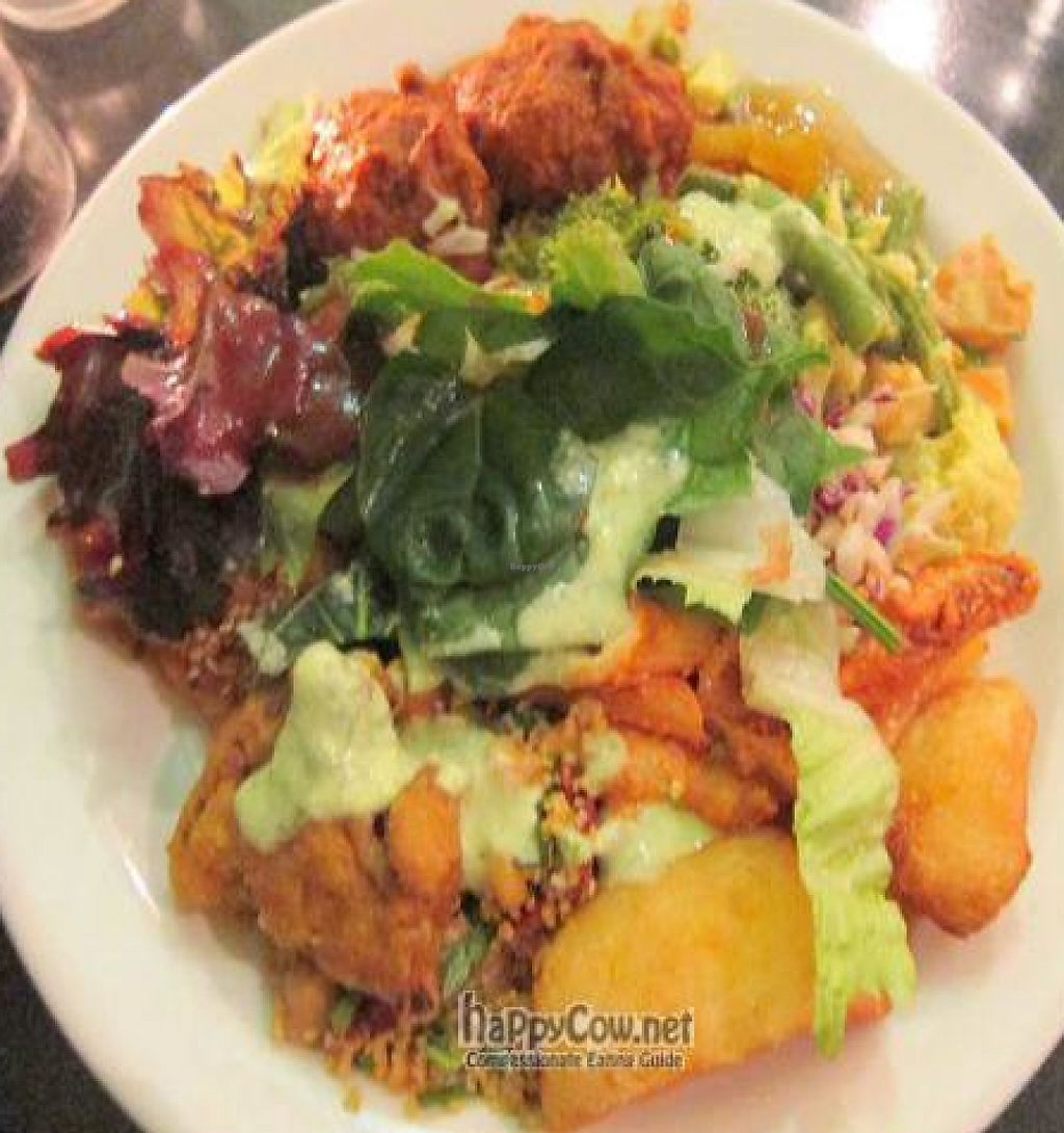 """Photo of Govinda's  by <a href=""""/members/profile/cvxmelody"""">cvxmelody</a> <br/>Selections from the buffet <br/> June 25, 2011  - <a href='/contact/abuse/image/481/248713'>Report</a>"""