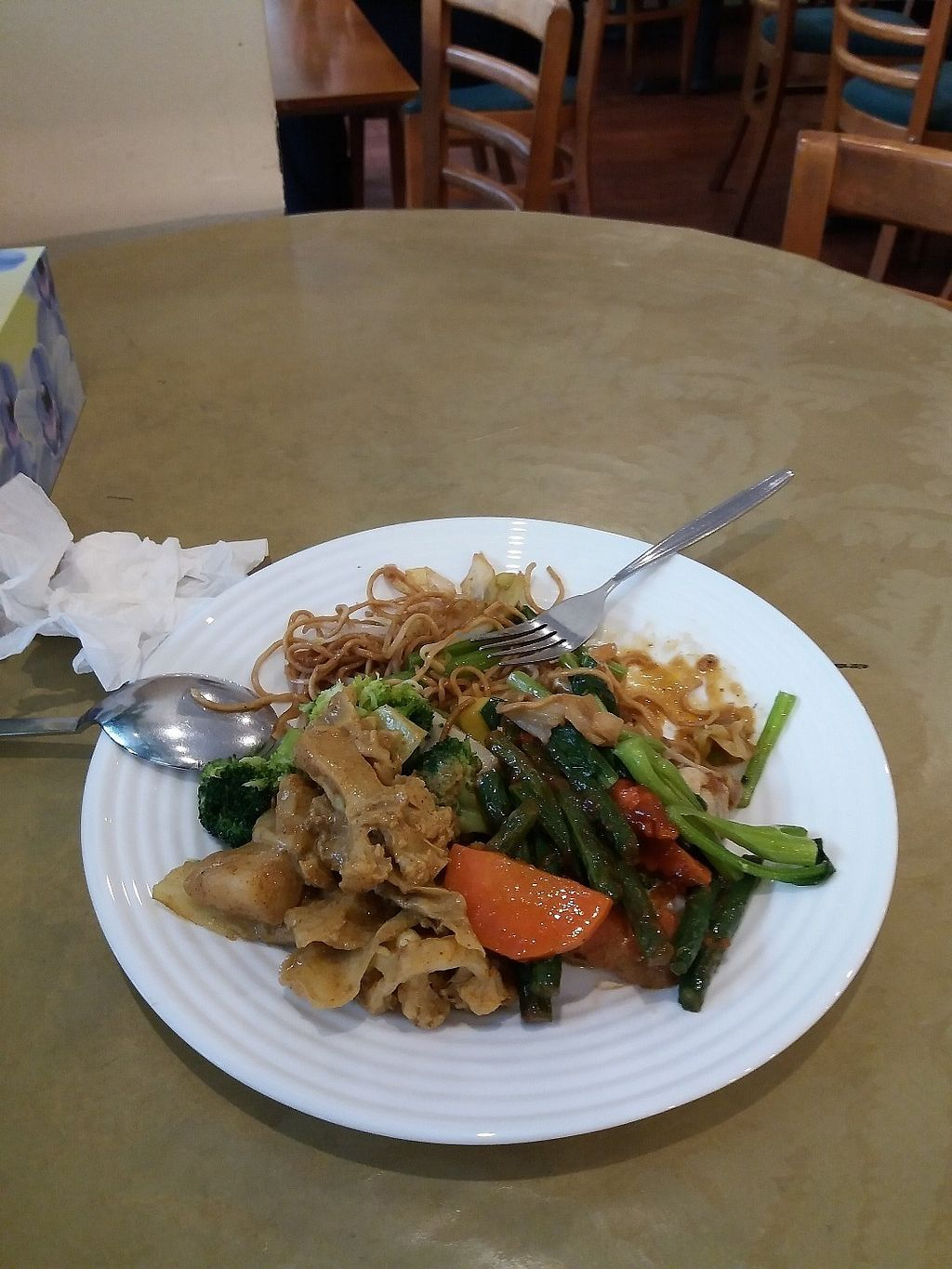 "Photo of Green Gourmet  by <a href=""/members/profile/veganvirtues"">veganvirtues</a> <br/>Selection from buffet <br/> June 16, 2017  - <a href='/contact/abuse/image/482/269666'>Report</a>"