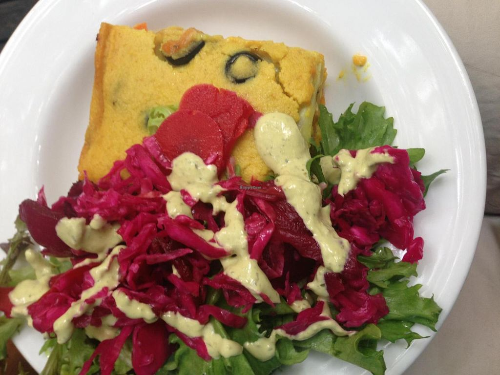 """Photo of Iku Wholefood Kitchen  by <a href=""""/members/profile/chantea"""">chantea</a> <br/>Vegan lasagne <br/> April 26, 2014  - <a href='/contact/abuse/image/487/68610'>Report</a>"""