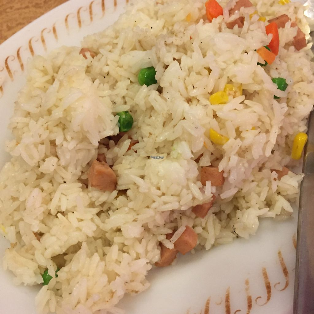 "Photo of Tian Ci Vegetarian Chinese Restaurant  by <a href=""/members/profile/leonardhall"">leonardhall</a> <br/>fried rice <br/> March 3, 2017  - <a href='/contact/abuse/image/500/232051'>Report</a>"