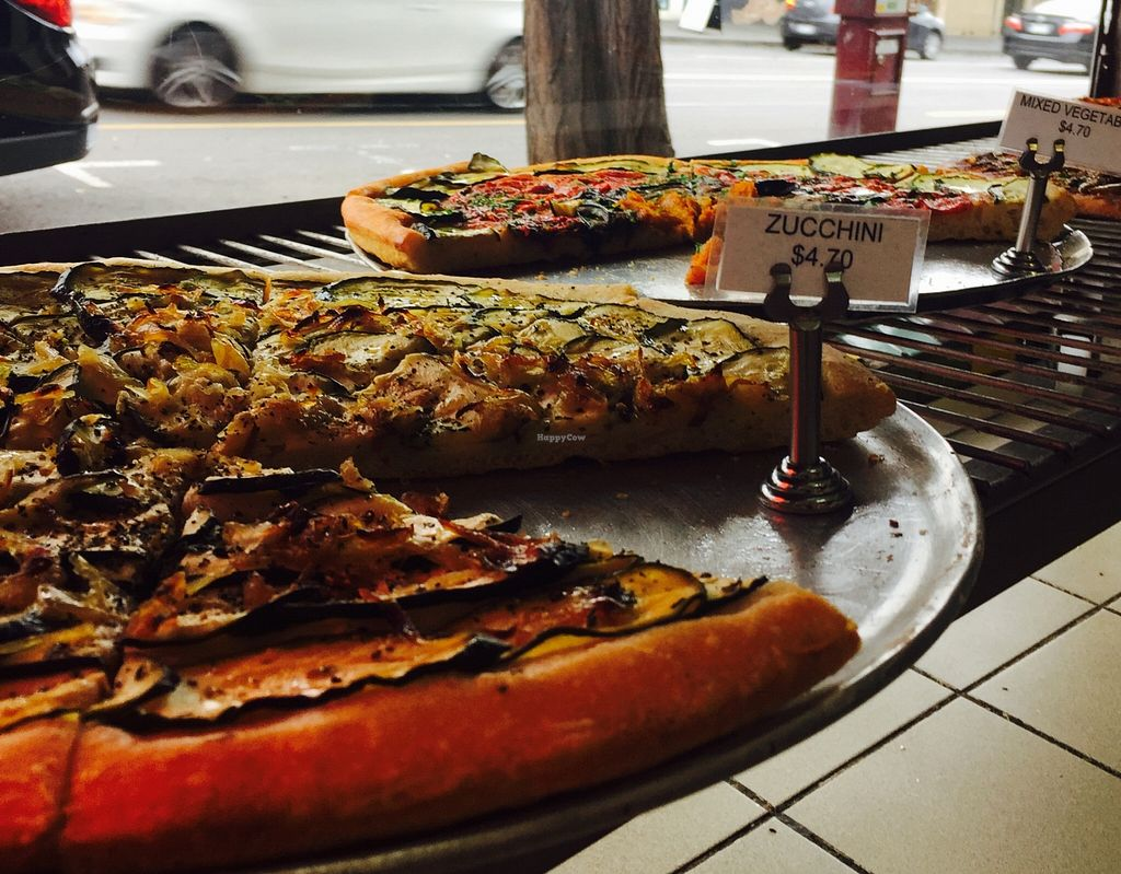 "Photo of Fatto A Mano  by <a href=""/members/profile/karlaess"">karlaess</a> <br/>Vegan pizza <br/> April 3, 2016  - <a href='/contact/abuse/image/526/142523'>Report</a>"