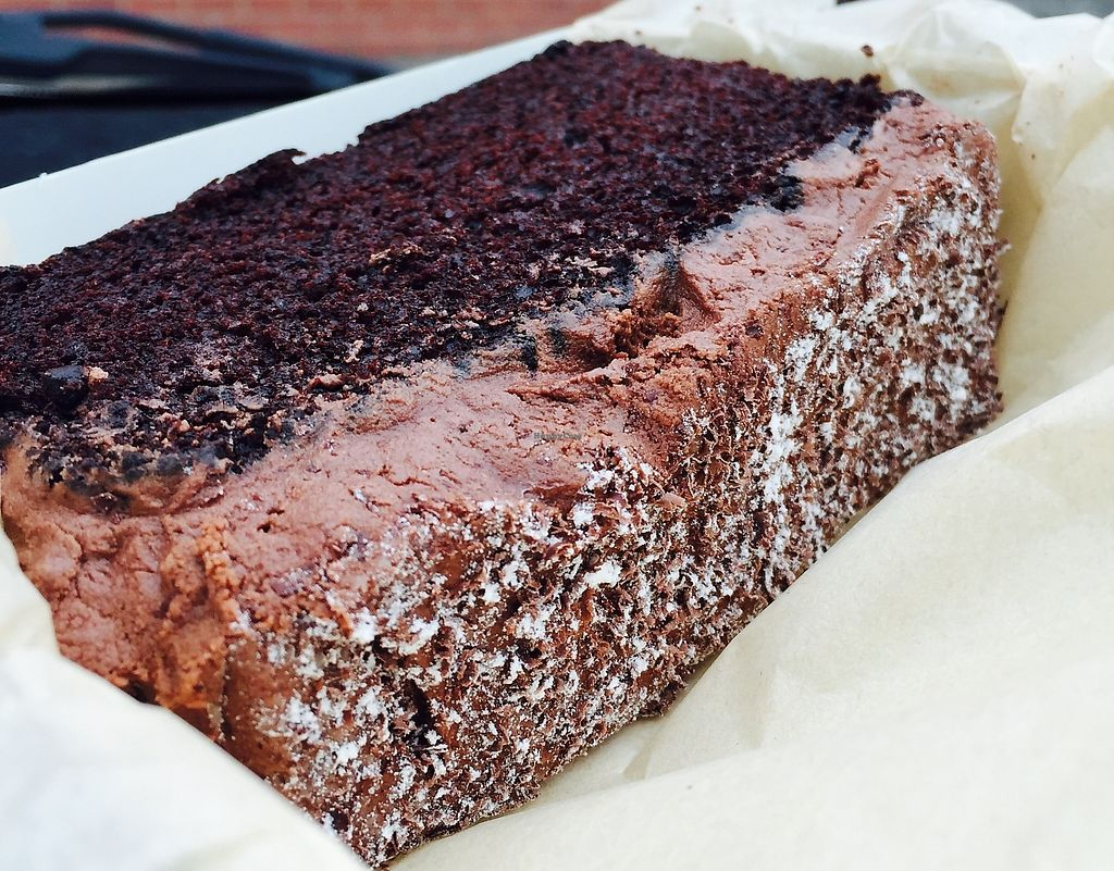 "Photo of Fatto A Mano  by <a href=""/members/profile/karlaess"">karlaess</a> <br/>Vegan chocolate cake <br/> March 29, 2016  - <a href='/contact/abuse/image/526/256386'>Report</a>"