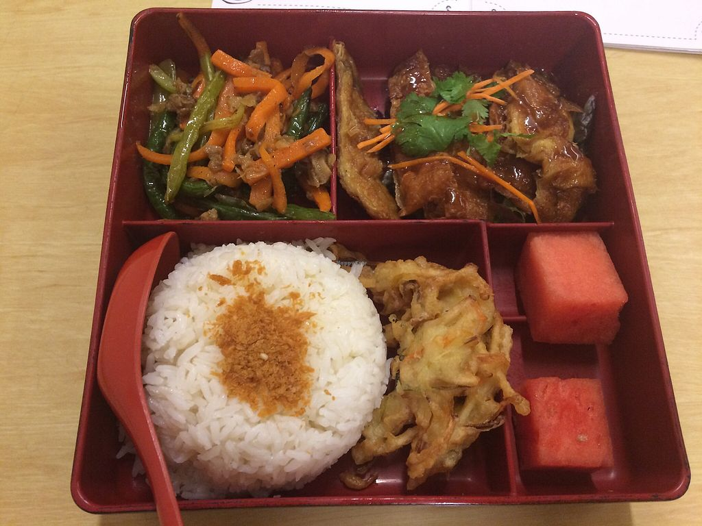 """Photo of Fo Guang Yuan  by <a href=""""/members/profile/NDVegan"""">NDVegan</a> <br/>L2 Crispy Layered Beancurd <br/> December 4, 2017  - <a href='/contact/abuse/image/534/332143'>Report</a>"""