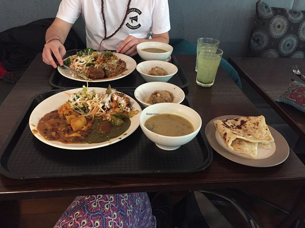 "Photo of Gopal's  by <a href=""/members/profile/economydreams"">economydreams</a> <br/>Feast Plates <br/> September 30, 2017  - <a href='/contact/abuse/image/536/310103'>Report</a>"