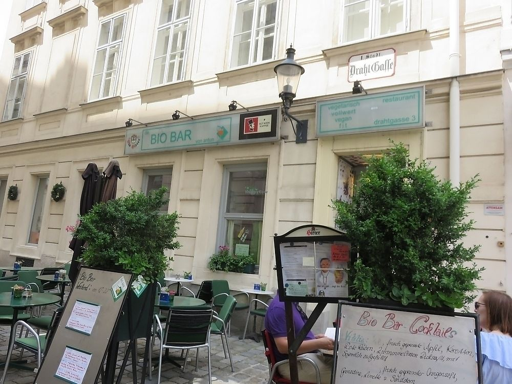 """Photo of CLOSED: Bio Bar von Antun  by <a href=""""/members/profile/TrudiBruges"""">TrudiBruges</a> <br/>terrace at BioBar (2016) <br/> November 29, 2017  - <a href='/contact/abuse/image/577/330577'>Report</a>"""