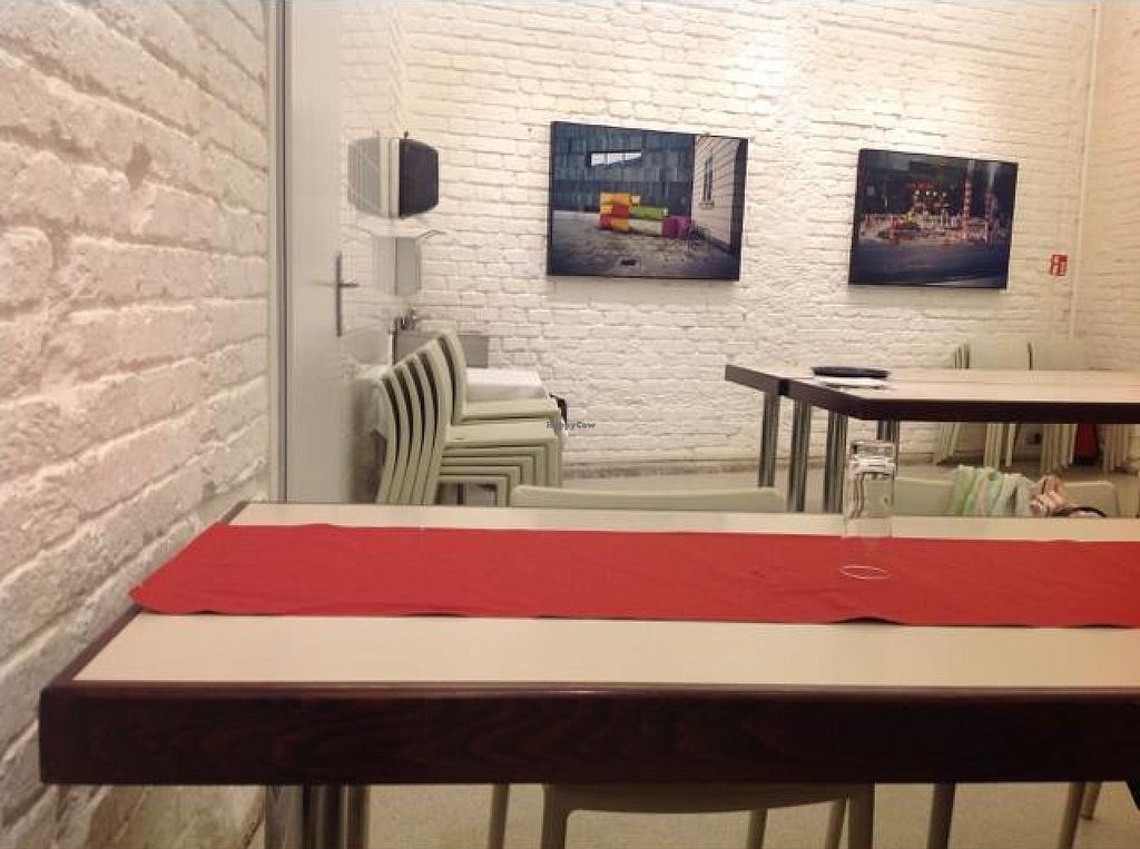 """Photo of KochSalon  by <a href=""""/members/profile/Inge"""">Inge</a> <br/>the back of the place is less 'cozy' but not bad and has the best wifi reception! <br/> May 13, 2014  - <a href='/contact/abuse/image/583/69892'>Report</a>"""