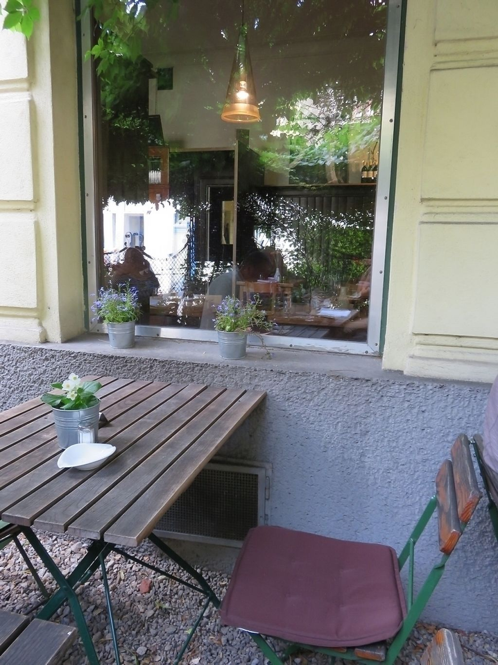 """Photo of Hollerei  by <a href=""""/members/profile/TrudiBruges"""">TrudiBruges</a> <br/>front terrace Hollerei Vienna <br/> November 23, 2016  - <a href='/contact/abuse/image/584/193417'>Report</a>"""