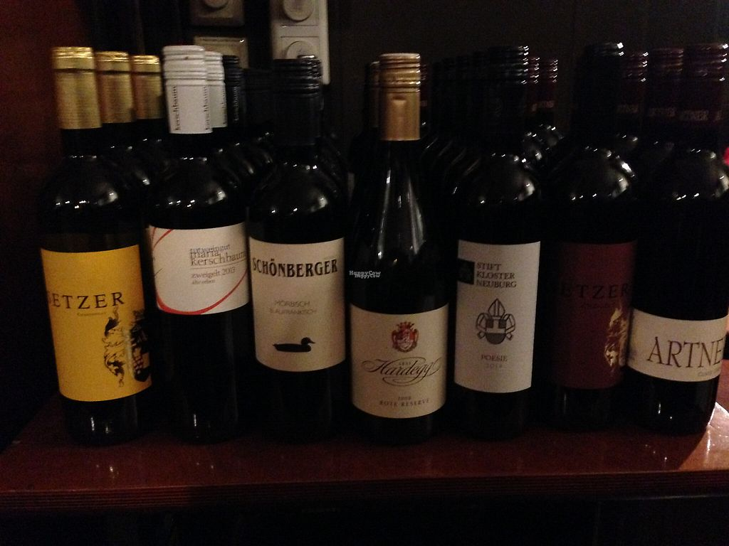 """Photo of Hollerei  by <a href=""""/members/profile/Domsy"""">Domsy</a> <br/>Wine selection <br/> January 2, 2017  - <a href='/contact/abuse/image/584/207081'>Report</a>"""